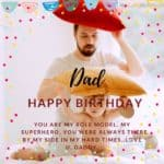 Birthday Wishes, Quotes For Your Father, Dad, Papa