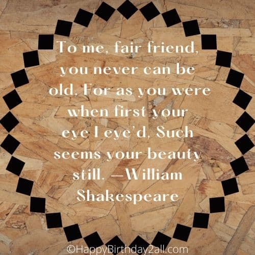old quote by William Shakespeare