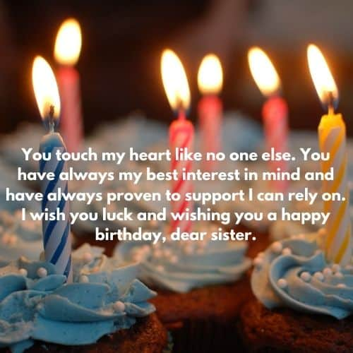 birthday ecards for sister