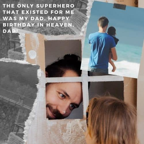 birthday quotes for deceased dad