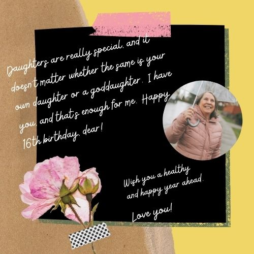 birthday quotes for goddaughter